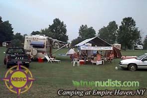 Photos at Empire Haven Nudist Camp - Moravia, NY