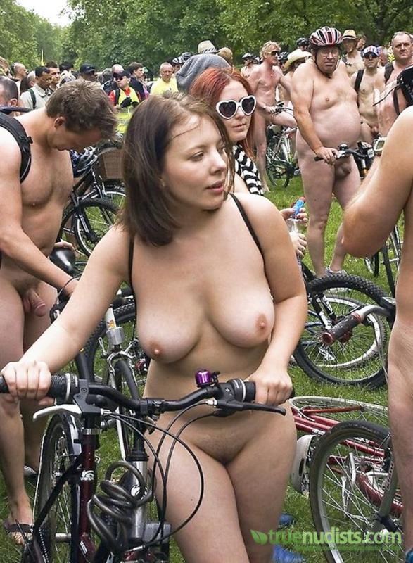 World Naked Bike Ride Pics And Videos  True Nudists-1934