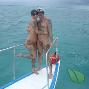 Solo nude couple