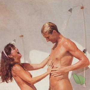 Solo nudist couple