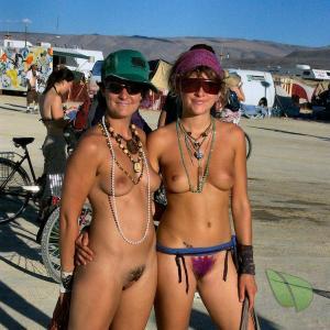 Solo nudists