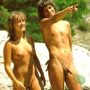 Retro nudist videos