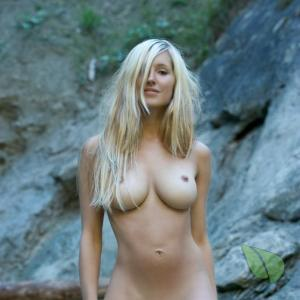 Solo nudists in the wilderness