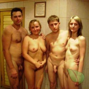 A nude friends