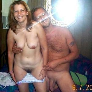 the nudist house around couples