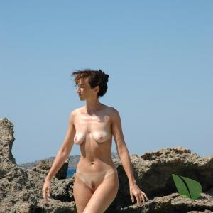 A nudists out and about