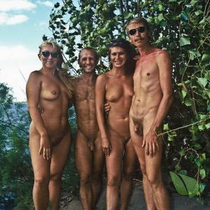 some naturist outside
